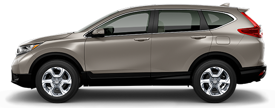 2018 Honda CR-V SUV EX AWD