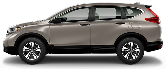 2018 Honda CR-V SUV LX 2WD