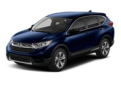 New 2018 Honda CR-V LX AWD SUV 18427 in Jamaica, NY