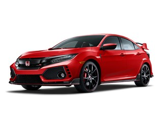 New 2018 Honda Civic Type R Touring Hatchback Gardena, CA