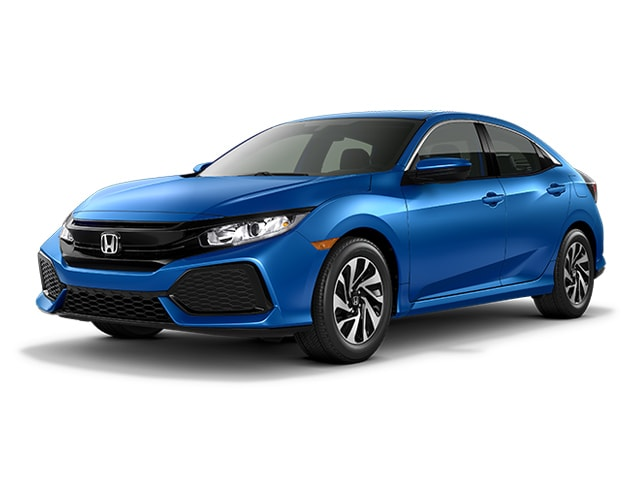 2018 Honda Civic Hatchback at Elm Grove Honda