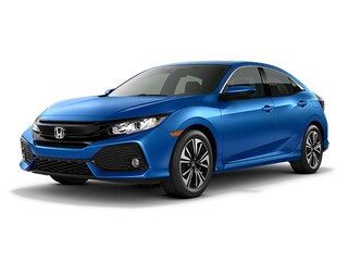 New 2018 Honda Civic EX Hatchback SHHFK7H55JU403423 for sale in Johnston, RI at Grieco Honda