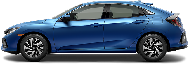2018 Honda Civic Hatchback LX at Elm Grove Honda