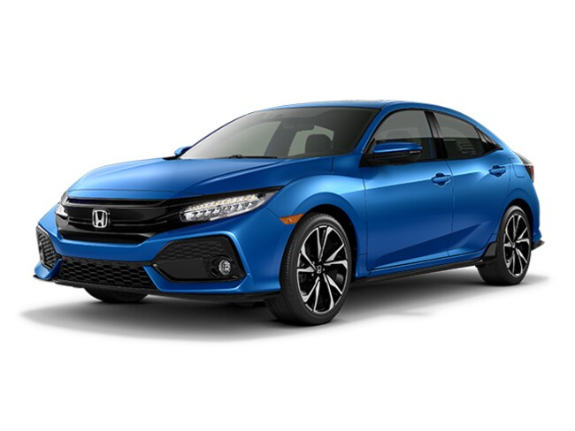 New 2018 Honda Civic Sport Touring Hatchback for sale in Oakland CA
