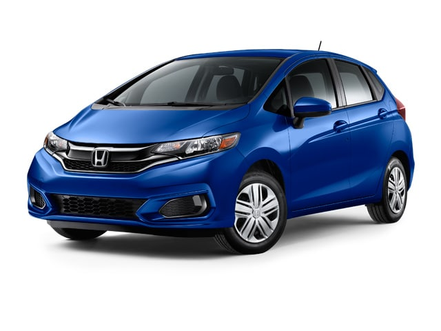 2018 Honda Fit Hatchback at Elm Grove Honda