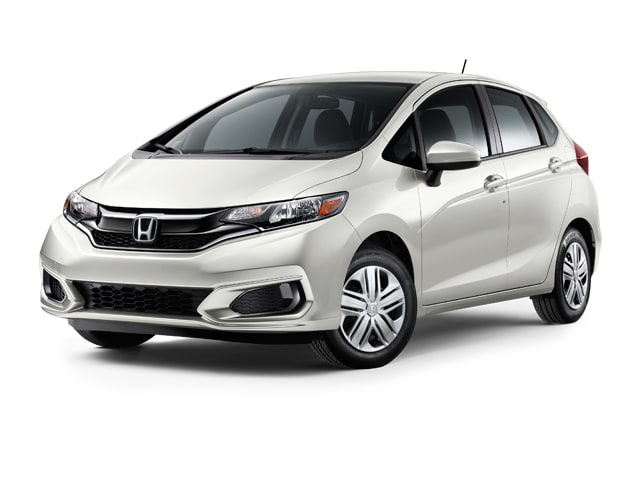 2016 Honda Fit Hatchback