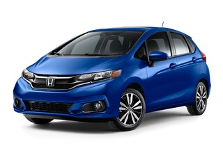 New 2018 Honda Fit EX Hatchback 3HGGK5G85JM724834 for sale in Johnston, RI at Grieco Honda