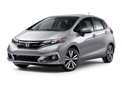 New 2018 Honda Fit EX Hatchback 3HGGK5H88JM726060 for sale in Terre Haute at Thompson's Honda