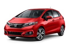 New 2018 Honda Fit EX Hatchback 3HGGK5H88JM722557 for sale in Terre Haute at Thompson's Honda