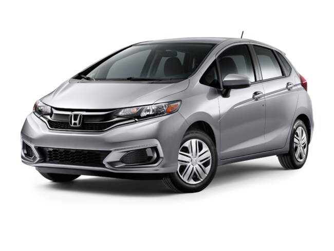 New 2018 Honda Fit LX Hatchback in Bakersfield