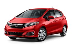 New 2018 Honda Fit LX Hatchback in Boston