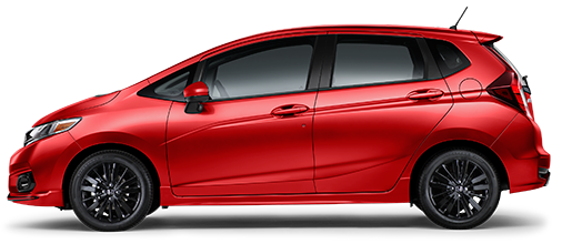 2018 Honda Fit Hatchback Sport at Elm Grove Honda