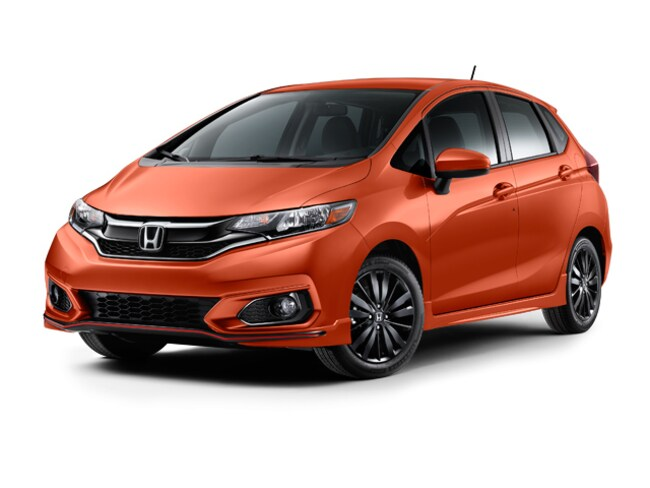 2018 Honda Fit Sport Hatchback Shelburne VT