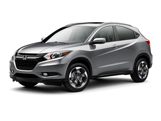 New 2018 Honda HR-V EX-L w/Navigation 2WD SUV for sale in Oakland CA