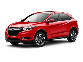New 2018 Honda HR-V EX AWD SUV 3CZRU6H53JM705088 for sale in Johnston, RI at Grieco Honda