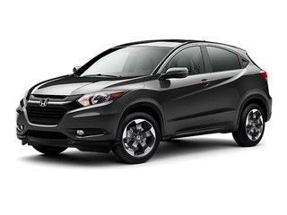 New 2018 Honda HR-V EX AWD SUV 3CZRU6H59JM705323 for sale in Johnston, RI at Grieco Honda