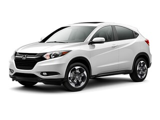 New 2018 Honda HR-V EX AWD SUV 3CZRU6H57JM706728 for sale in Johnston, RI at Grieco Honda
