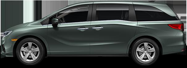2018 Honda Odyssey Van EX-L w/Navigation & RES