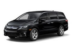 New 2018 Honda Odyssey EX-L Van in Boston