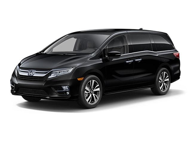 New 2018 Honda Odyssey, $47610