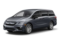 New 2018 Honda Odyssey LX Van in Boston