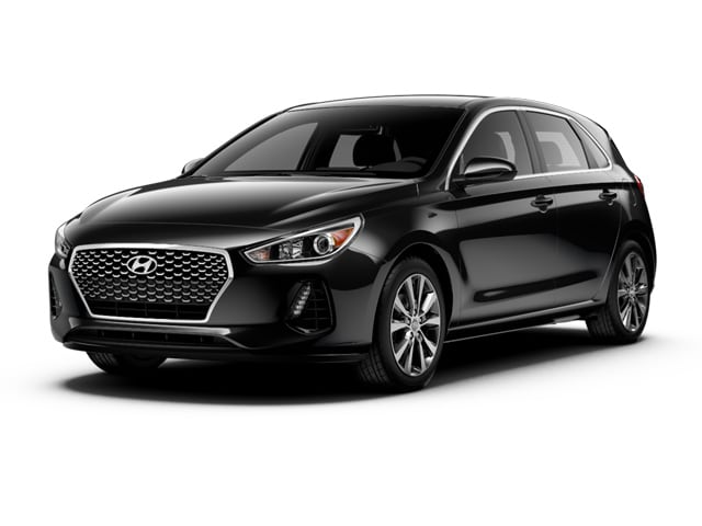New 2018 Hyundai Elantra GT Base Hatchback near Hampton