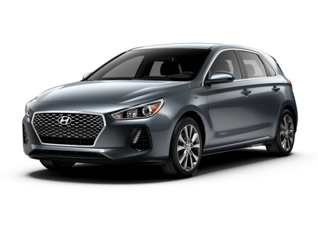 New  2018 Hyundai Elantra GT Base Hatchback Stevens Point