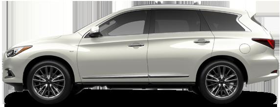 2018 INFINITI QX60 SUV Base