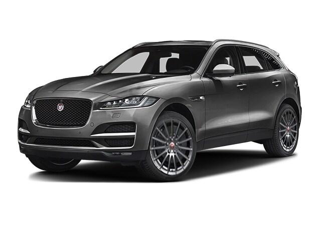 2018 Jaguar F Pace Suv Tucson
