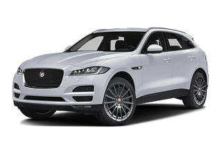 2018 Jaguar F-PACE SUV Yulong White Metallic