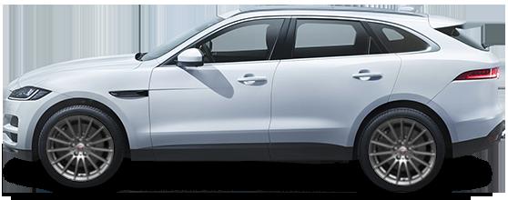 2018 Jaguar F-PACE SUV 25t