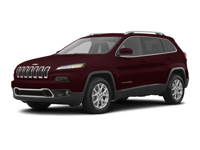 2018 Jeep Cherokee Suv Everett