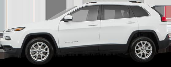 2018 Jeep Cherokee SUV Latitude