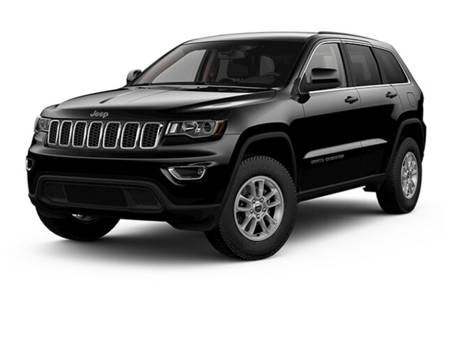 New 2018 Jeep Grand Cherokee Laredo RWD SUV in Vero Beach