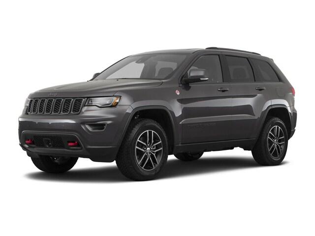 New 2018 Jeep Grand Cherokee Trailhawk 4x4 For Sale Tuscaloosa Al