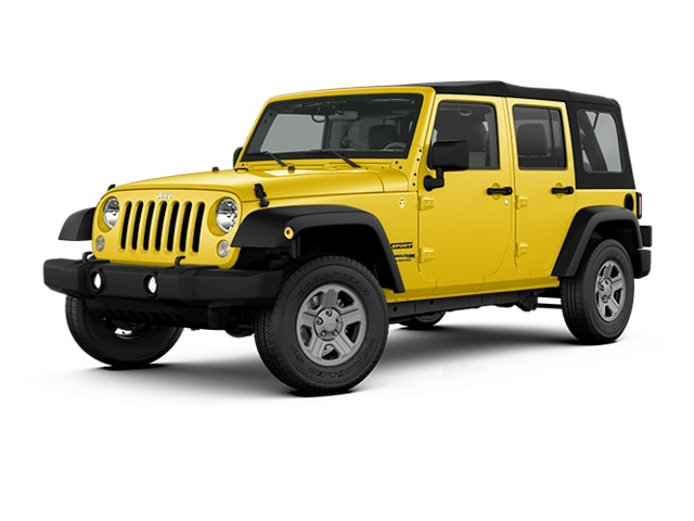 2018 Jeep Wrangler JK Unlimited SUV