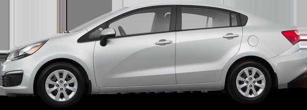 2018 Kia Rio Sedan LX