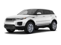 New 2018 Range Rover Evoque SUV near Boston MA
