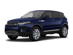 New 2018 Range Rover Evoque near Boston MA