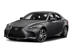 2018 LEXUS IS 300 IS 300 F Sport RWD