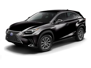 New 2018 LEXUS NX 300h SUV in Beverly Hills, CA