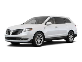 2018 Lincoln MKT SUV White Platinum Metallic Tri