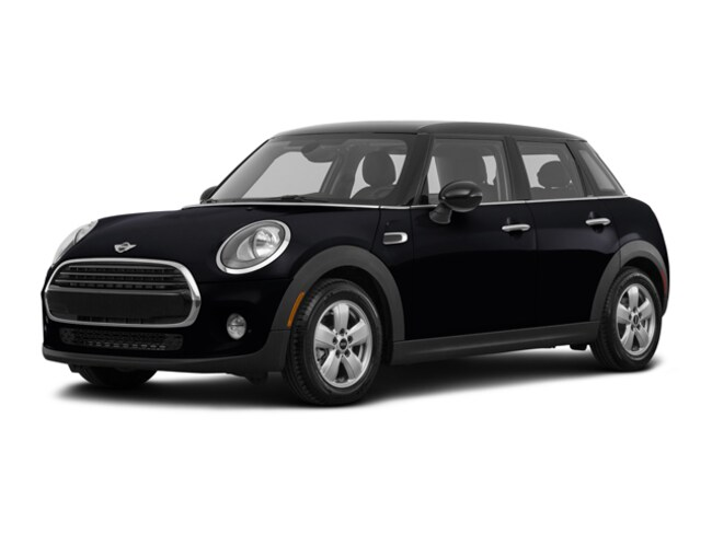 2018 MINI Hardtop 4 Door Cooper Signature Line Hatchback