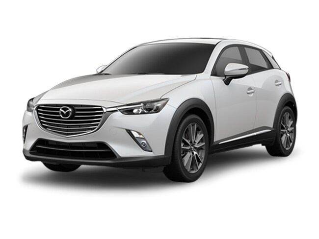 New 2018 Mazda Mazda CX-3 Grand Touring SUV in Grand Rapids