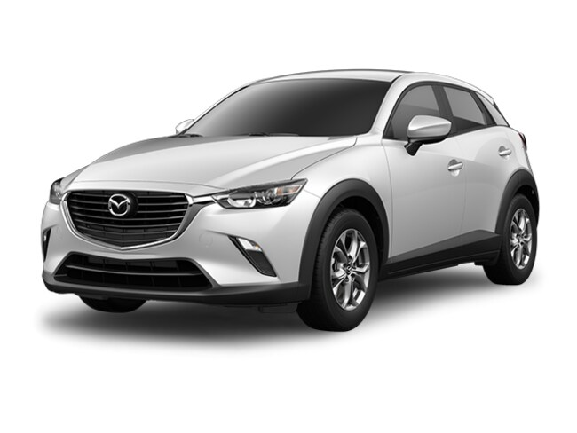 New 2018 Mazda Mazda CX-3 Sport SUV for sale in the Brunswick, OH
