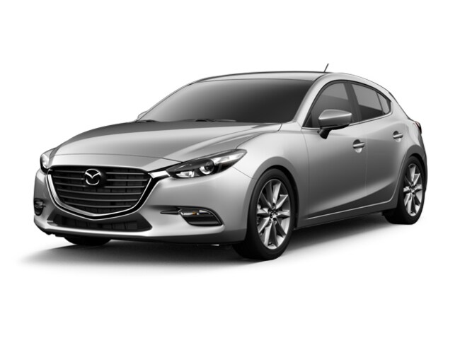 New 2018 Mazda Mazda3 Touring Hatchback in Norwood serving greater Boston MA