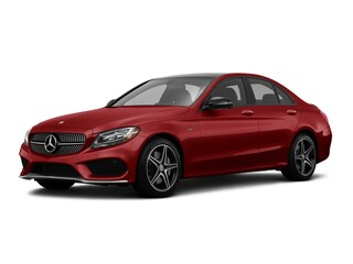 New 2018 Mercedes-Benz AMG C 43 4MATIC Sedan for sale in McKinney, TX