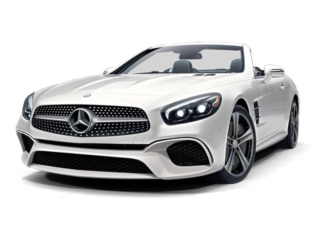 New 2018 Mercedes-Benz SL 450 SL450 Convertible near Hampton