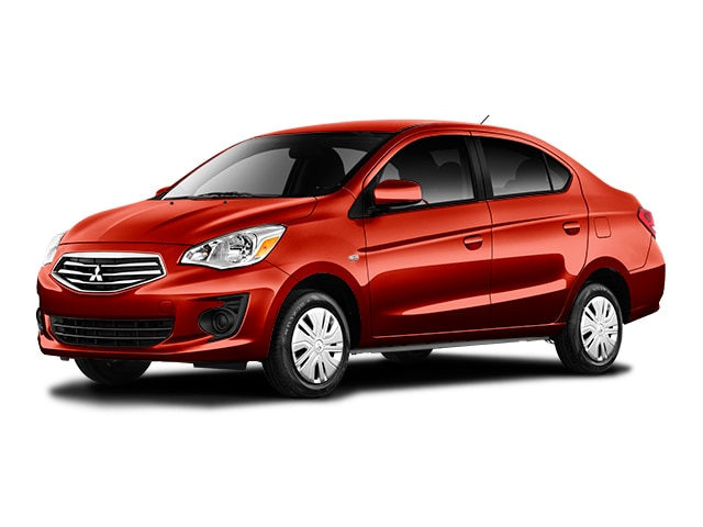 2018 Mitsubishi Mirage G4 Sedan