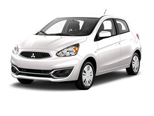 2018 Mitsubishi Mirage ES Car